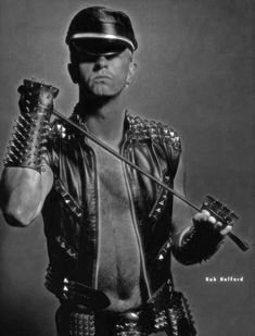 THE EVOLUTION OF JUDAS PRIEST'S ROB HALFORD – rockandrolljunkie.com