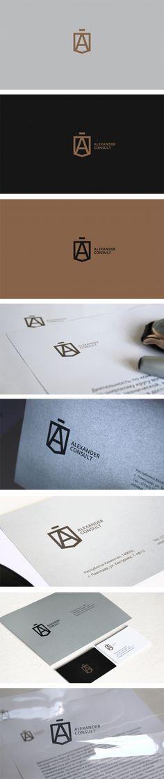 Alexander consult by timagoofy (via Creattica). Love the logo