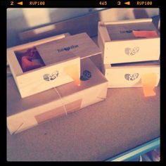he and she photography packaging