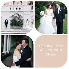 Sharika and Alex, Biltmore Miami Wedding, Roohi Photography