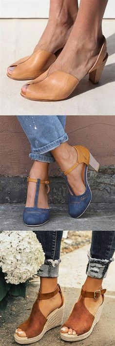Mensootd is filled with the season's hottest trends, available in all sizes. You can buy the trendy fashion shoes, clothing and bags here. Enjoy your shopping journey now! Fashion Shoes, Fashion Outfits, Womens Fashion, Fashion Tips, Fashion Hacks, Cute Shoes, Me Too Shoes, Vetements Clothing, Christian Louboutin