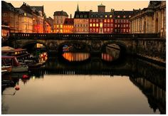 Copenhagan, Denmark is being added to the list of travel destinations for next year...