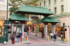 China Town in San Francisco - go for the food!  http://www.wildnatureimages.com/China%20Town%201.htm