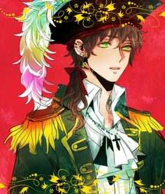 30 day hetalia challenge day 26: character you wouldnt mind being your boss: Obviously spain