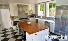 Tips on how to survive a kitchen remodel
