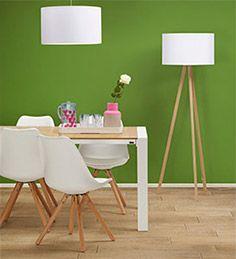 La couleur de cette année est le vert Greenery d'après Pantone !