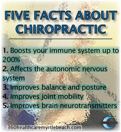 Surprising Facts About Chiropractic Care - Chiropractic Therapy Benefits Of Chiropractic Care, Chiropractic Quotes, Chiropractic Therapy, Chiropractic Wellness, Family Chiropractic, Public Health Career, Autonomic Nervous System, Spine Health, Neurotransmitters