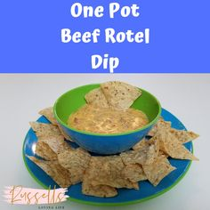 In this video we will show you how to make One Pot Beef Rotel Dip in my Fissler Souspreme Multi Pot. Fall Recipes, Holiday Recipes, Rotel Dip, New Years Eve Food, One Pot, Fall Food, Slow Cooker Recipes, Instant Pot, Dips