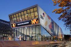Deutsches Architekturmuseum   Architekturfoto von Mark Wohlrab