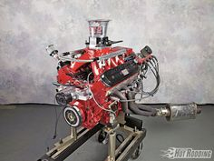 Racing Engine Design 6.0L LS Chevy Motor - Hot Rod Network