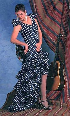 flamenco dress pattern - Google Search