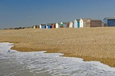 Seaside Beach, Beach Huts, Hampshire England, Island Beach, Photographic Prints, Gifts In A Mug, Photo Mugs, United Kingdom, Places To Visit