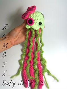 ZomBie Baby JellyFish | Flickr - Photo Sharing!