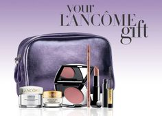 lancome gift with purchase 2013 | Lancome Gift with Purchase at Nordstrom! - Decor network