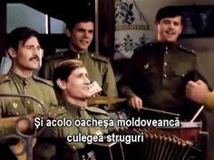 Moldoveanca -Smuglyanka - V boy idut odni stariki - Ucraina 1973 - subti...
