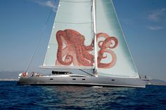 a496d09f35816 Shadow with Stratis Sail Art sails made by Doyle Sails New Zealand