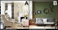 #YouChooseTuesday: Which do you like better, A or B?