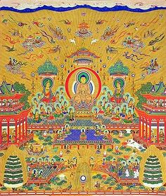 The Sutra of Contemplation on Buddha Amitayus