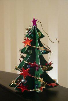 Christmas crafts photos.