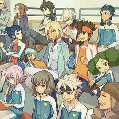 Zerochan anime image gallery for Inazuma Eleven GO Galaxy, Fanart. Super 11, Fanfiction, Victor Blade, Un Book, Galaxy Images, Otaku, Attack On Titan Levi, Inazuma Eleven Go, Weird Pictures