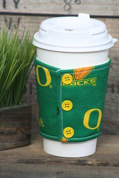 Oregon Ducks Cozy Coffee Cuff