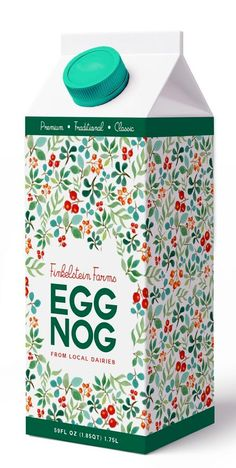 Finkelstein Farms Egg Nog. Tk