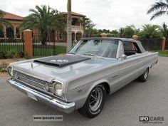 1966 Plymouth Belvedere 440ci