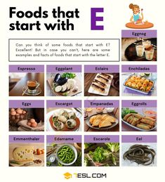 Foods That Start With E Corn Flour Tortillas, Homemade Eggnog, Choux Pastry, Eggplant Parmesan, Tasty, Yummy Food, Meat And Cheese, Eclairs, Edamame