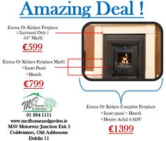 01 804 1111 sales@mcdhomeandgarden.ie Dublin, Multi Fuel Stove, Fireplace Inserts, Hearth, Home And Garden, Wood Burning Insert, Home, Stove