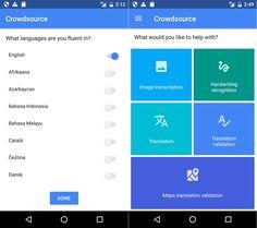 구글이 집단지성 데이터로 내부 서비스 품질을 개선할 예정이다. 이를 위해 따로 모바일 앱 '크라우드소스'를 8월29일 공개햇다. 크라우드소스는 구글 제품 ...