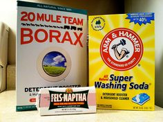 3 Ingredient Laundry Soap - Laundry The Savvy Way