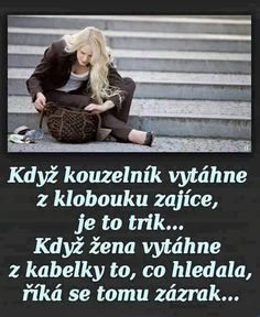 Tak nějak to je. Funny Images, Funny Pictures, Christian Jokes, Funny People, Motto, Awkward, Favorite Quotes, Haha, Poems
