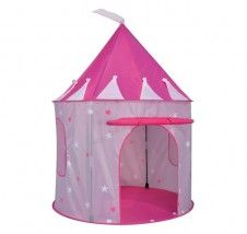 Pop up play tent for little princesses.