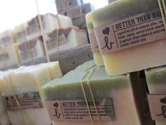 soap is beautiful » cold process soap, label