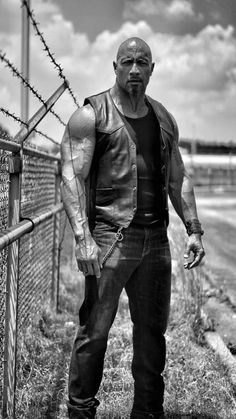 The Fate of the Furious Dwayne Johnson Image 1 (9)