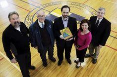 The Saratogian covers book event at Saratoga Central Catholic.
