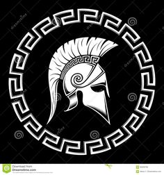 Warrior Of Sparta - Download From Over 60 Million High Quality Stock Photos, Images, Vectors. Sign up for FREE today. Image: 93259706