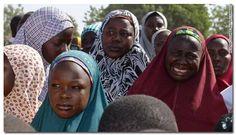 300 Christian Nigerian Girls Forced Into Slavery by Islamic Jihadis Nigerian Girls, Human Rights Organizations, Word Girl, Human Rights Watch, Boko Haram, Muslim Brotherhood, New Africa, Christian Girls, Antara