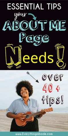 If you need #help to create an Awesome ABOUT ME page for your BLOG look no further! This explains what you need to know to HELP you create the perfect #AboutMe page for your blog! These tips will convert your #readers into #subscribers and #navigating your blog will become so much #easier. How to write & create an EPIC About Me page to help you make a STUNNING blog starts NOW. #Aboutme page template, about page design. #Writing tips #Bloggingtips #aboutpage #createaboutpage via @Everythingabode Content Marketing Strategy, Marketing Plan, Business Marketing, Business Tips, Online Business, About Me Page, Best Blogs, Blogger Tips, Blogging For Beginners