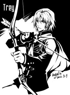 Final Fantasy Type-0 - Trey