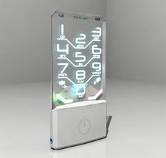 #Transparent Nokia Cell Phone: Despite looking very compact, the bottom part also houses a 5 megapixel camera – making this phone comparable to many of the more conventional phone designs on the market currently.