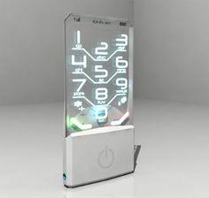 Transparent Mobile Phone Future Concept - Nokia Transparent Mobile Phone for New Generation