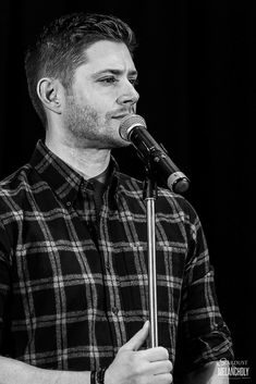 Jensen Ackles, Sunday, Salute to Supernatural Seattle 2016