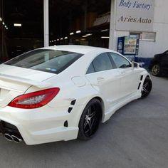 Mercedes - Cls