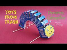 Karton Kutu ile Oyuncak Tırtıl Yapımı , #kartondeğerlendirme #kartondanneleryapılır #kutudanneleryapılır #oyuncakyapımı #tırtıloyuncak , Kartondan neler yapılabilir ve geri dönüşüm fikirleri için oyuncak yapımı izleyeceğiz. Hem de oldukça sevimli bir oyuncak olacak. Tırtıl n...