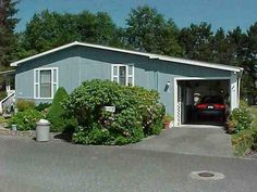 Small Manufactured Homes, Shed, Outdoor Structures, Green, Small Prefab Homes, Barns, Sheds