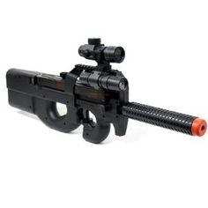 Cheap p90 Airsoft gun. $30