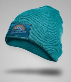 Free HD Beanie Embroidered Patch PSD Mock-Up on Behance