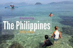 Exploring the Philippines with Kids