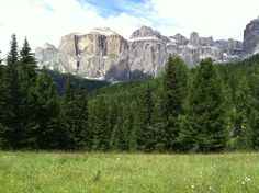 Sella group, Val Gardena